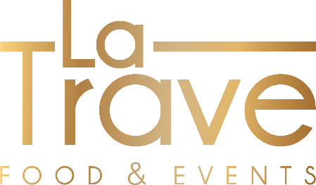 Logo La Trave Catering